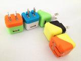 Chargeur portatif de mur du téléphone mobile en gros USB de qualité