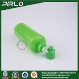bottiglia liquida di plastica del contagoccia di figura rotonda E di colore verde 120ml con la protezione inalterabile