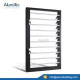 Lumbreras de aluminio de Windows de la persiana de la ventana del obturador