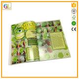 Papiereinbandes Rezept-Buch-Drucken für Nahrung