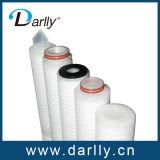 Equipo del tratamiento de aguas del cartucho del carbón de 1 micrón
