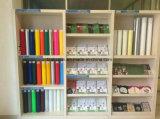 Flexión Cuttable de la PU del color de neón para las materias textiles