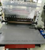 Eye Tracking fotoeléctrico, con la etiqueta Guillotining, Automática, máquina de troquelado de etiquetas autoadhesivas