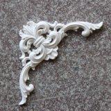 Acessórios moldando decorativos Hn-S052 do folheado do ornamento do plutônio