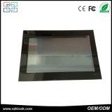 19 Zoll-kapazitiver Fingerspitzentablett-geöffneter Rahmen-Kiosk