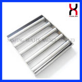 Shelfs magnético poderoso personalizado, grades magnéticas