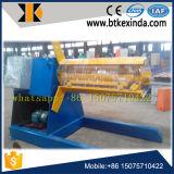 Decoiler hidráulico para máquina de formação de rolo