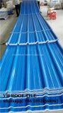 Résistance à la corrosion Matériaux de construction Carreaux de toiles en résine PVC