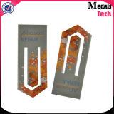 Acero inoxidable de aluminio de alta calidad Personalizar marcador de metal