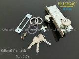 5138 Porta de alumínio ferrugem da porta