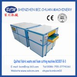 ベストセラーのマットレスのカバーの不用な押しつぶすおよび再使用機械(BC1007)