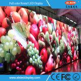 P3.91 de alta calidad pantalla LED de alquiler para promoción
