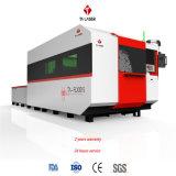 2000W de Werktuigmachine van de Laser van de Vezel van de hoge snelheid Voor Om metaal te snijden