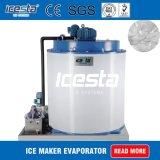 雪メーカー機械のためのWater-Cooled蒸化器ドラム