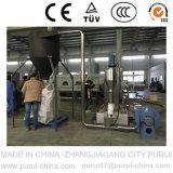 Pelletiseur de rebut d'éclailles de bouteille de HDPE de plastiques réutilisant la machine