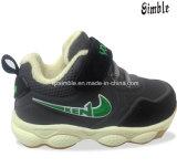 Спорты младенца Breathable напольные ботинки (17493)