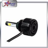 Farol brilhante super do diodo emissor de luz H7 do poder superior H1 H3 H10 H8 H9 H11 880/881 do farol do diodo emissor de luz de 40W 4800lm H4 auto