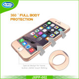 Caixa Shockproof do telefone móvel do En 1 da armadura 2 360 do grau protetor cheio para o iPhone 7 positivo