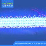 RGB 5050 Módulo LED resistente al agua a todo color 0.72W
