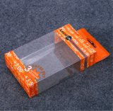 普及したデザインHangeのデザインを折るプラスチックPVC電話ボックス
