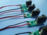 Elektronische Schaltkarte-Montage-gedrucktes Leiterplatte 2 Schicht-Grün Soldermask