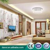 Edificio disponible del color que hace publicidad del tablón de bambú decorativo de madera Panel/WPC