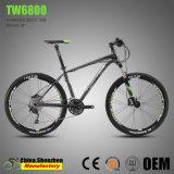 bicicleta de aluminio de la montaña del freno hidráulico de la fork de la suspensión del petróleo de 26er M610-30speed