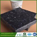 Kunstmatig Graniet die de Zwarte Steen van het Kwarts kijken