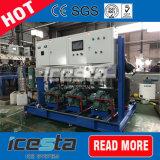 Машина льда хлопь 15 тонн/дня для обрабатывать продуктов моря