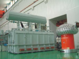 Transformador de rectificador inmerso en aceite de alto voltaje del alto voltaje