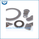 폴리에스테를 위한 알루미늄 원형 회전급강하 팩 필터