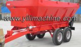 Tracteur Tracté Spreader Fertilisant Machine d'étalement