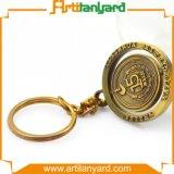 Metal de encargo Keychains de la manera de la insignia