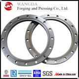 El acero inoxidable DIN2576-DIN11850 y el acero de carbón forjaron el borde Dn10-Dn150 del cuello de la autógena