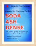 La ceniza de sosa de grado industrial densa (carbonato de sodio anhidro)