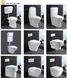 Vanité de salle de bain moderne Deux pièces de baignoire blanche Sanitaires (EDA66153)
