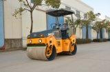 3 Tonnen-völlig hydraulische Trommel-Schwingung-Straßen-Rolle (JM803H)