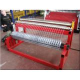 1.8-3mm、3-5mm、3-8mm、5-12mm Highquality Steel Wire Mesh Fence Machine