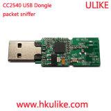 Module de Bluetooth de module d'Ibeacons de module du dongle BLE 4.0 de Cc2540 USB