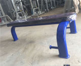 Sport-Geräten-flacher Gewicht-Anhebenprüftisch Xr41