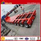 Tipo de diesel Escavadeira Modular Lowbed pesados de transporte da máquina semi reboque Veículo Pesado