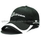 組み立てられた綿のあや織りの刺繍のスポーツの野球のゴルフ帽(TMB6234)