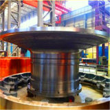 As peças de máquinas de fundição de metal, cabeça de Moinho de moagem de Esferas