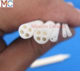 Tonerde-Rohr-einzelne doppelte multi Ausbohrungs-keramisches Gefäß