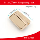 Handtaschen-Verschluss-Beutel-Verschluss-Presse-Verschluss-Kasten-Verschluss-Gepäck-Verschluss-Beutel-Schliessen-Legierungs-Verschluss-Metallverschluß
