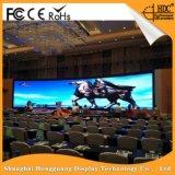 Bekanntmachen des InnenBildschirms LED-Rgbp3 mit druckgießenschrank