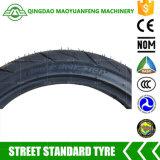 Straßen-Standardmotorrad-Reifen 80/90-14