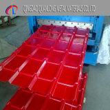 Vorgestrichenes galvanisiertes Stahl-PPGI Dach-Blatt