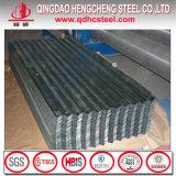 G90 Hdgi SGCC Gi-Zink-überzogener Stahl-gewölbtes Blatt