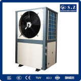 Воздух кондиционера охлаженный охлаждающим воздушным потоком к охладителю воды